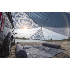 Bent Canvas Voile solaire New Zealand, sun print/zipper black